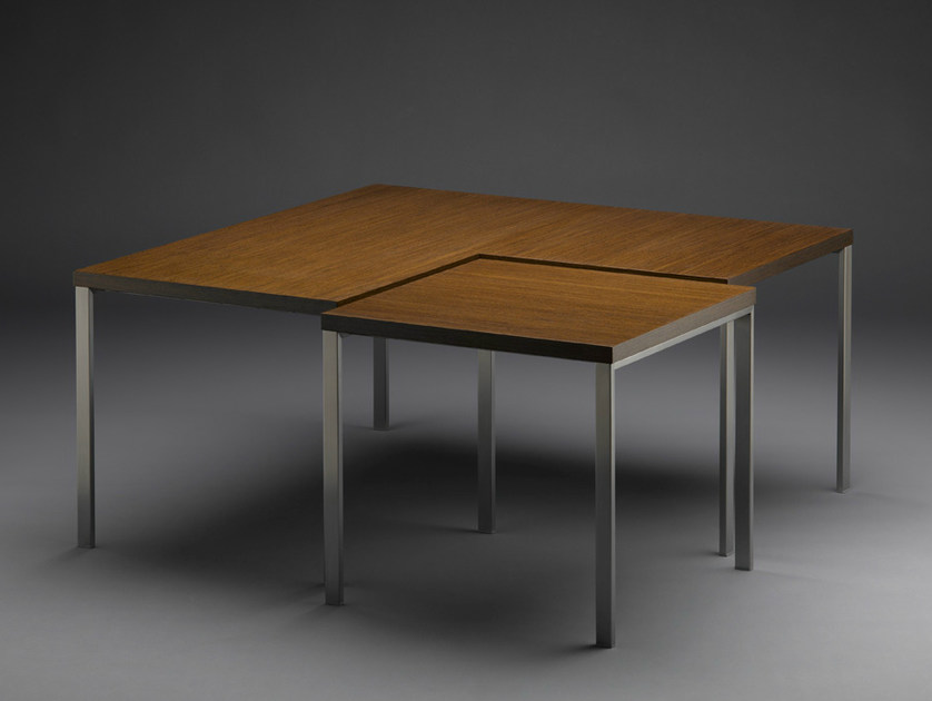 Square table KUBUS | Table by mminterier