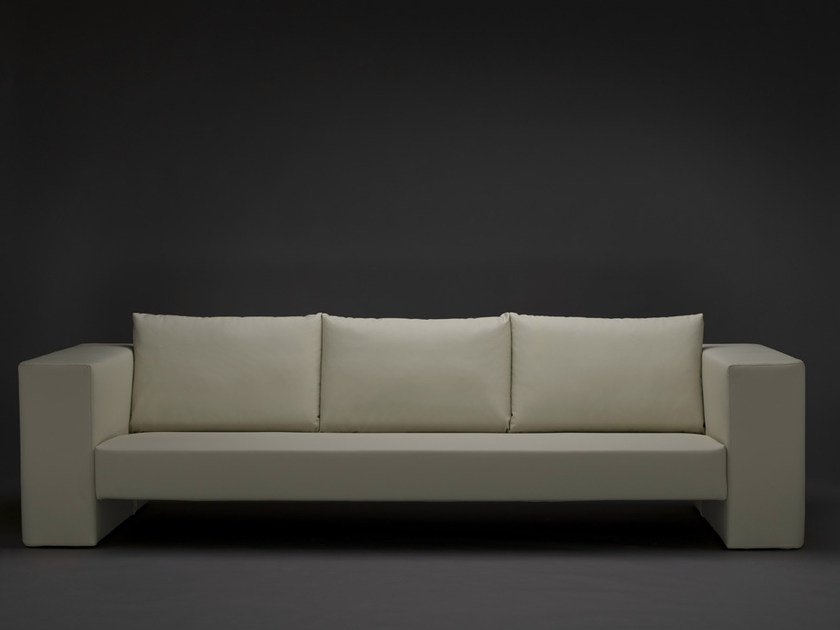 3 seater sofa with removable cover ONNO | Sofa - mminterier