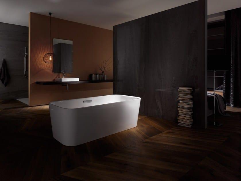 Vasca da bagno centro stanza in acciaio smaltato betteart bette - Vasche da bagno in acciaio smaltato ...