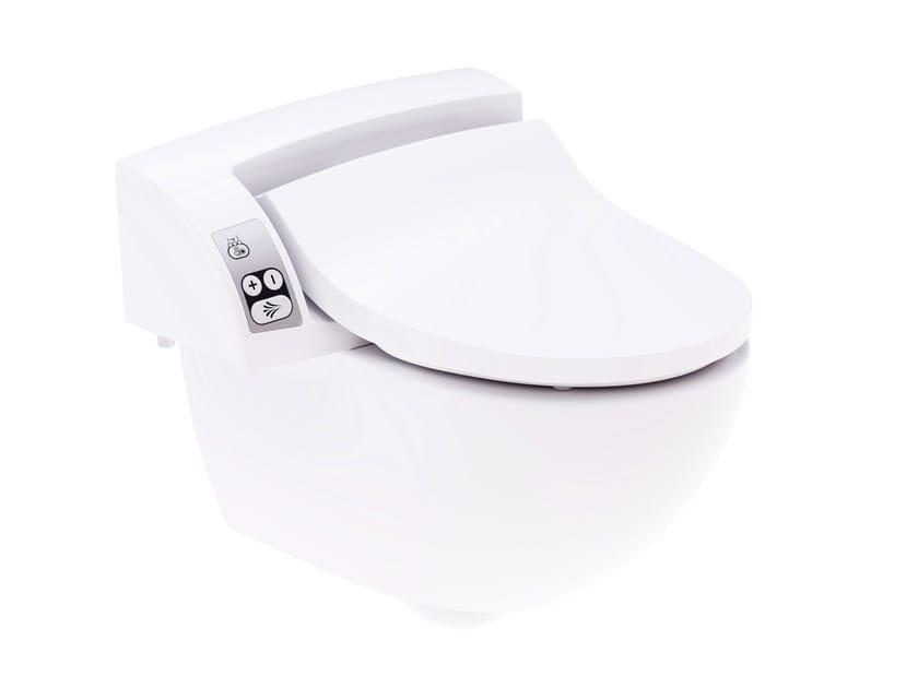 Ceramic toilet with bidet AQUACLEAN 5000 PLUS - Geberit Italia