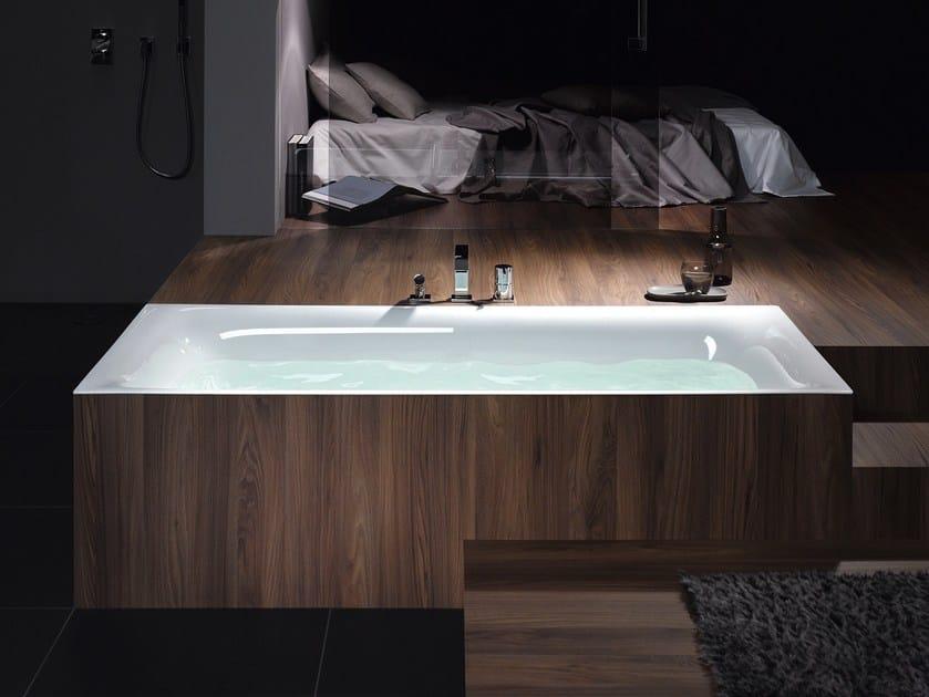 Vasca da bagno rettangolare in acciaio smaltato bettelux bette - Vasche da bagno in acciaio smaltato ...