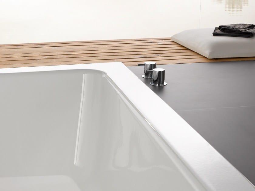 Vasca da bagno in acciaio smaltato betteone vasca da bagno bette - Vasche da bagno in acciaio smaltato ...