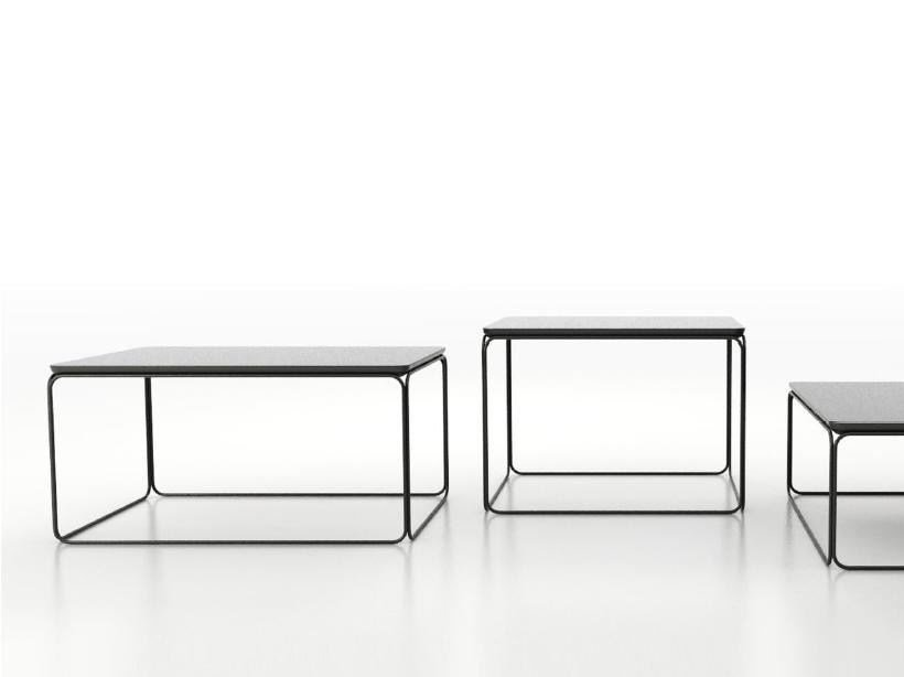 Coffee table BUNKER | Coffee table by mminterier