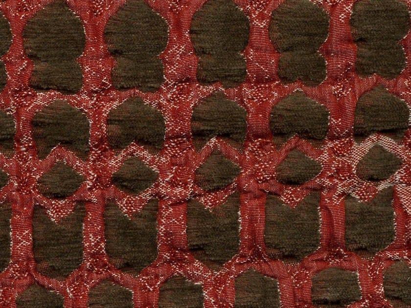 Jacquard washable fabric YGRAINE - KOHRO