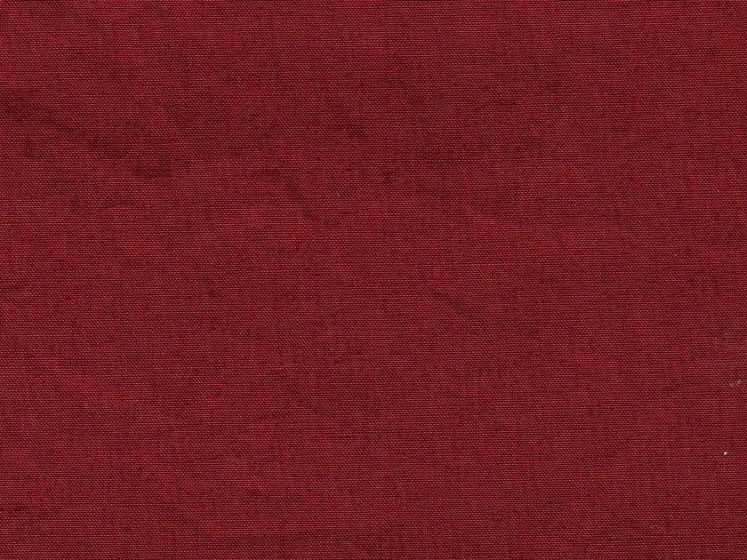 Solid-color cotton fabric TOILE DE MONTEBELLO - KOHRO