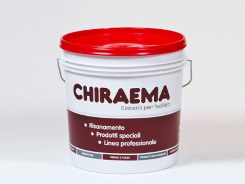 Protection for plasters RIVESTIMENTO EFFEBI AS - CHIRAEMA