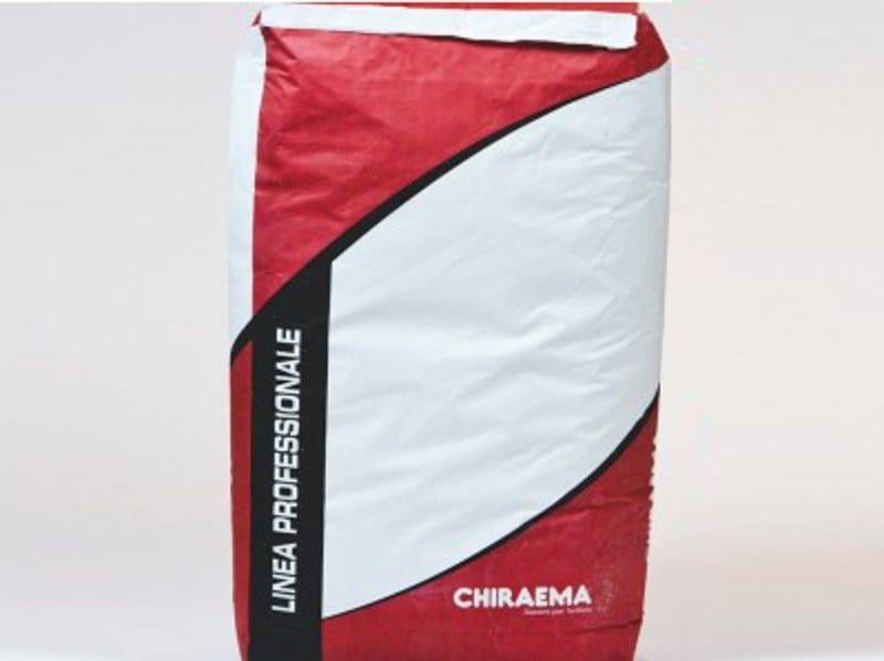 Thermal insulating plaster THERMO RINZAFFO - CHIRAEMA