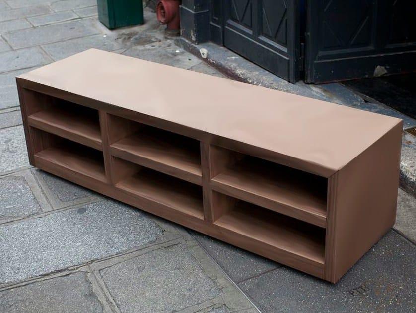 tv m bel auf rollen aufbewahrungsm bel archiproducts. Black Bedroom Furniture Sets. Home Design Ideas