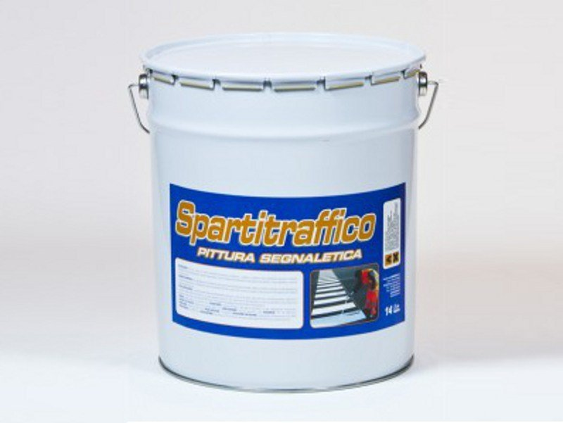 Road marking paint SPARTITRAFFICO - CHIRAEMA