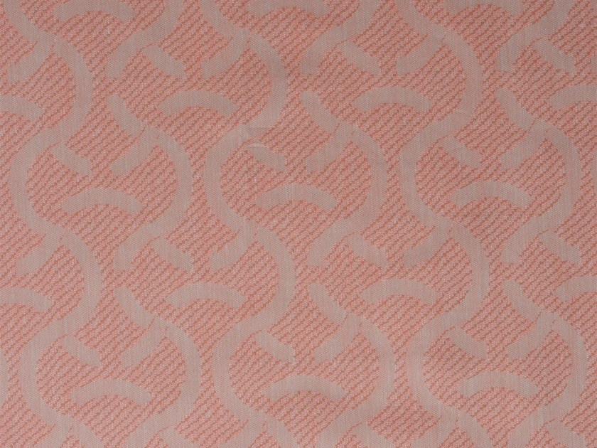 Damask cotton fabric TINNUM RECTO - KOHRO