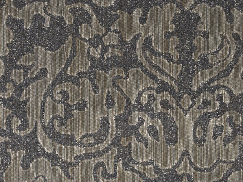 Damask washable fabric MENEZIO VERSO - KOHRO