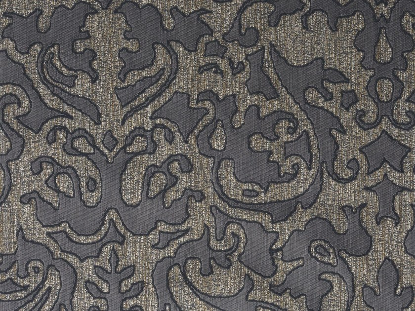 Damask washable fabric MENEZIO RECTO - KOHRO