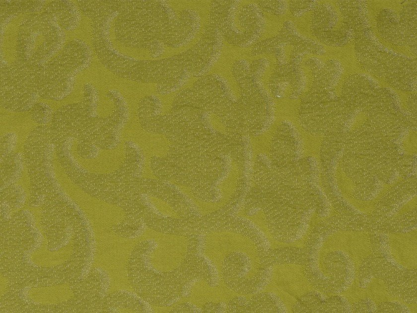 Damask cotton fabric HAMPSTEAD VERSO - KOHRO