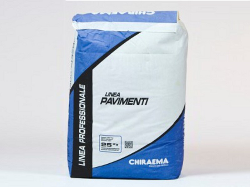 Screed and base layer for flooring BASEFLOOR CLS 160 - CHIRAEMA