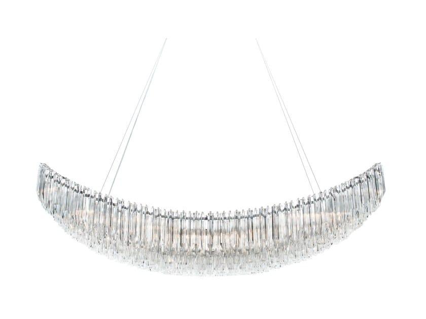 Murano glass pendant lamp TOH - Veronese