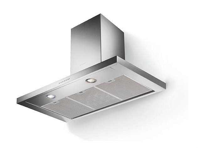 Wall-mounted stainless steel cooker hood BELLA - FABER