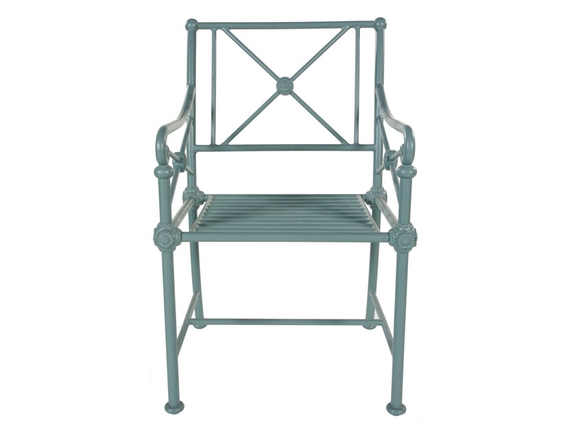 Garden chair with armrests 1800 | Chair with armrests by Tectona