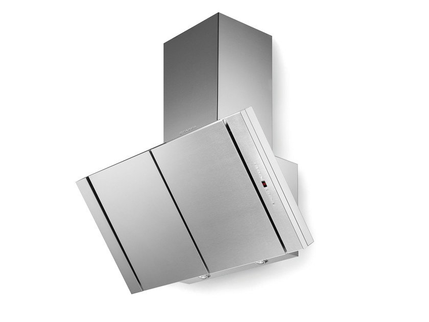 Wall-mounted stainless steel cooker hood DISCOVERY ACT - FABER