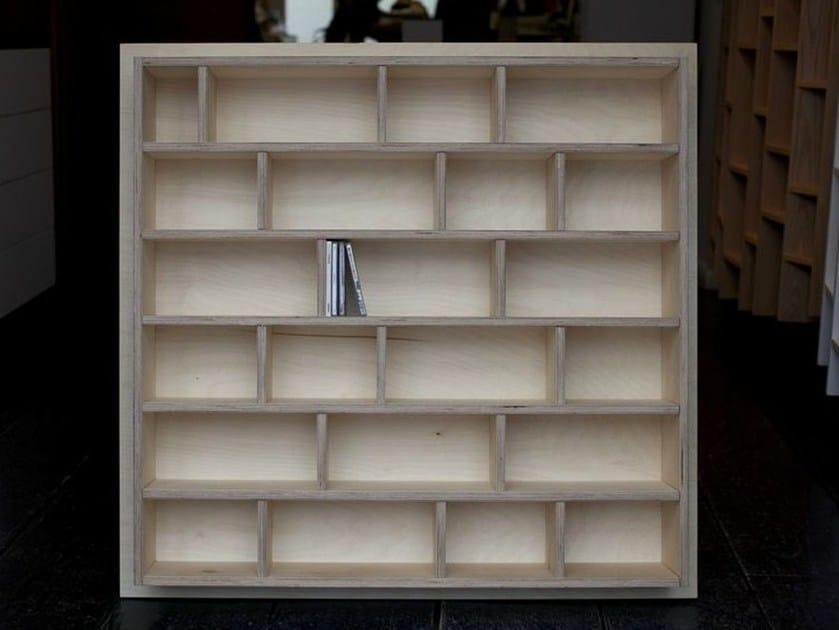 etag re sur mesure etag re cd bois by malherbe edition design n 123. Black Bedroom Furniture Sets. Home Design Ideas