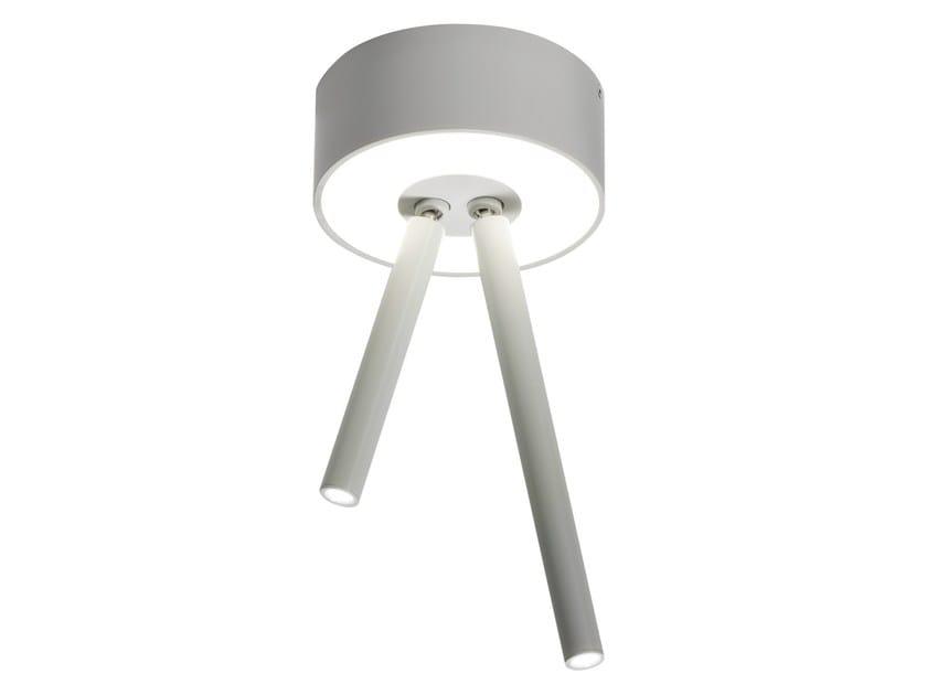 LED aluminium ceiling lamp VIRTUS | Ceiling lamp - AXO LIGHT
