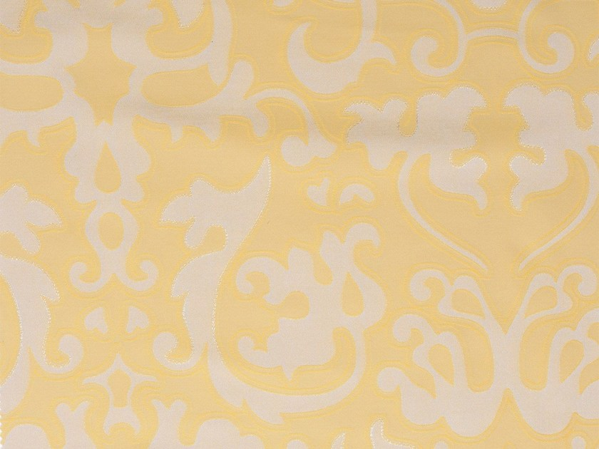 Damask washable fabric KHAYAM - KOHRO
