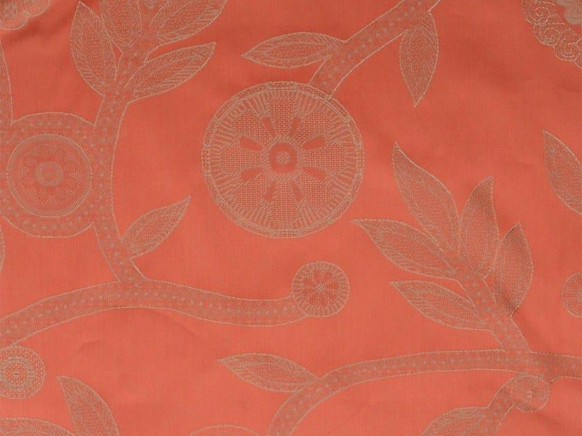 Damask washable fabric ZYRCON PARK - KOHRO