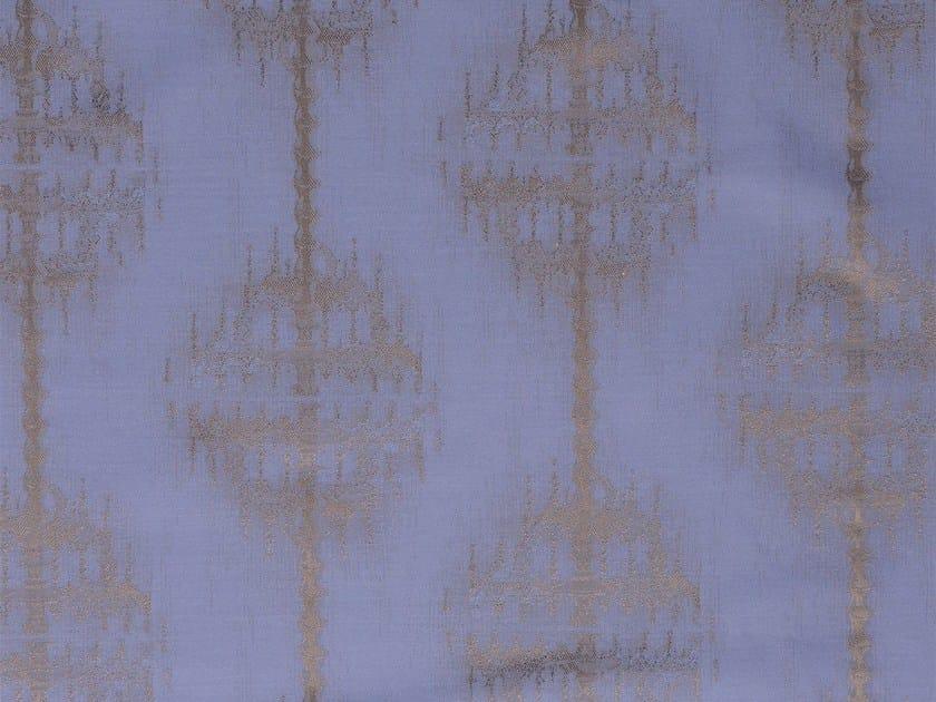 Damask washable fabric SANTIAGO - KOHRO
