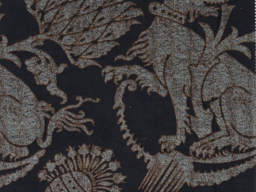 Damask washable fabric ROSKILDE by KOHRO
