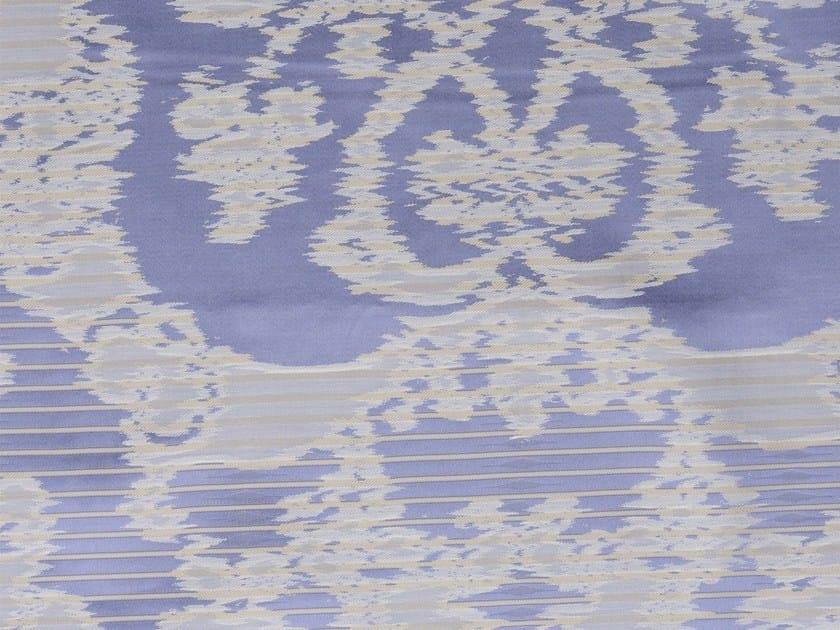 Damask washable cotton fabric HELSINGOR - KOHRO