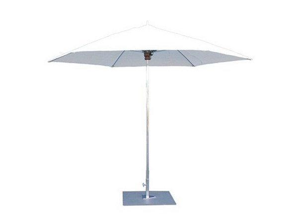Round aluminium Garden umbrella FLORIDA by Tectona