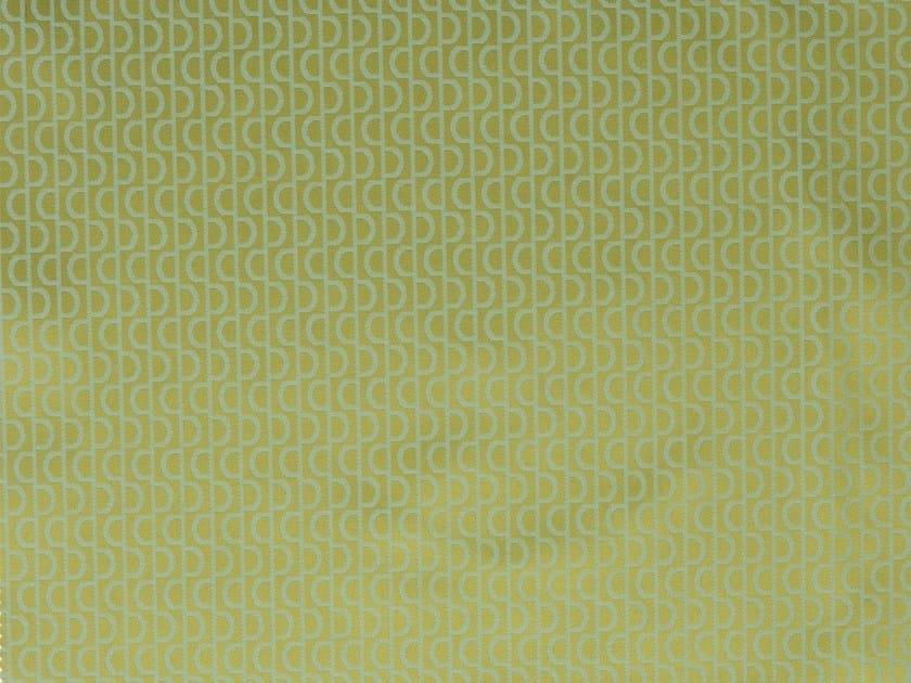 Cotton fabric with graphic pattern ZAHA by KOHRO
