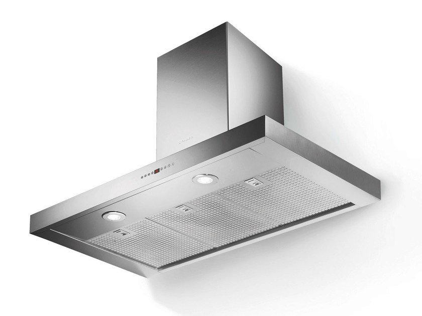 Wall-mounted stainless steel cooker hood PRETTY ACT | Wall-mounted cooker hood - FABER