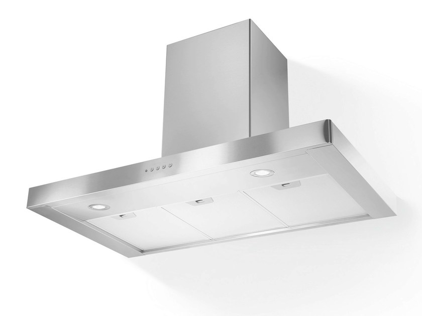 Wall-mounted stainless steel cooker hood STILO | Wall-mounted cooker hood - FABER