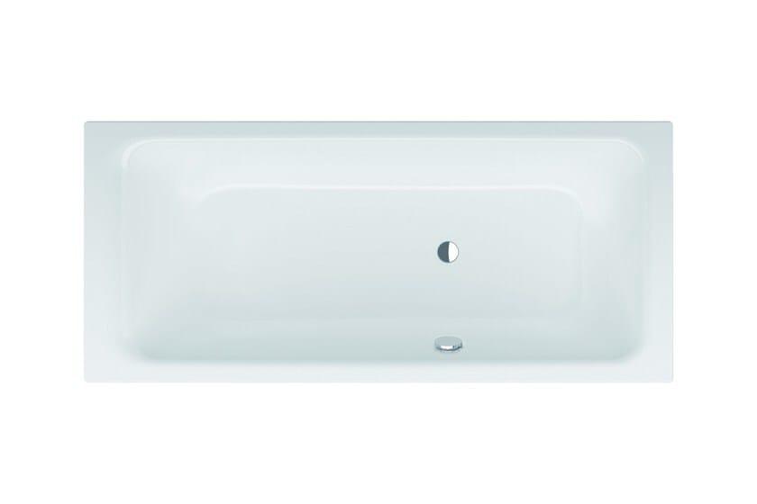 Vasca da bagno in acciaio smaltato da incasso betteselect bette - Vasche da bagno in acciaio smaltato ...