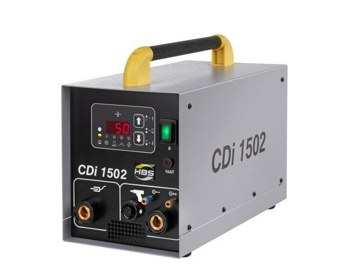 Welding and gluing CDi 1502 - TSP