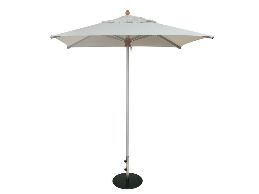Square Garden umbrella SUNBIRD | Square Garden umbrella - Tectona
