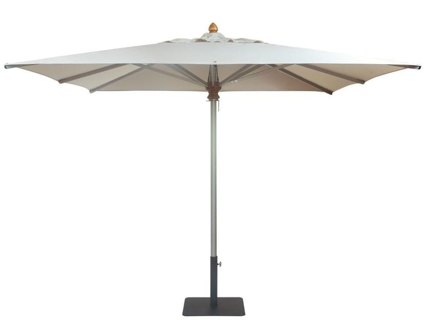 Rectangular Garden umbrella SUNBIRD | Rectangular Garden umbrella - Tectona
