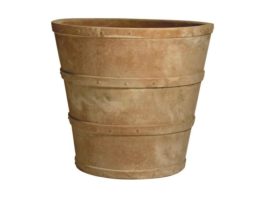 Terracotta vase CANTINA - Tectona