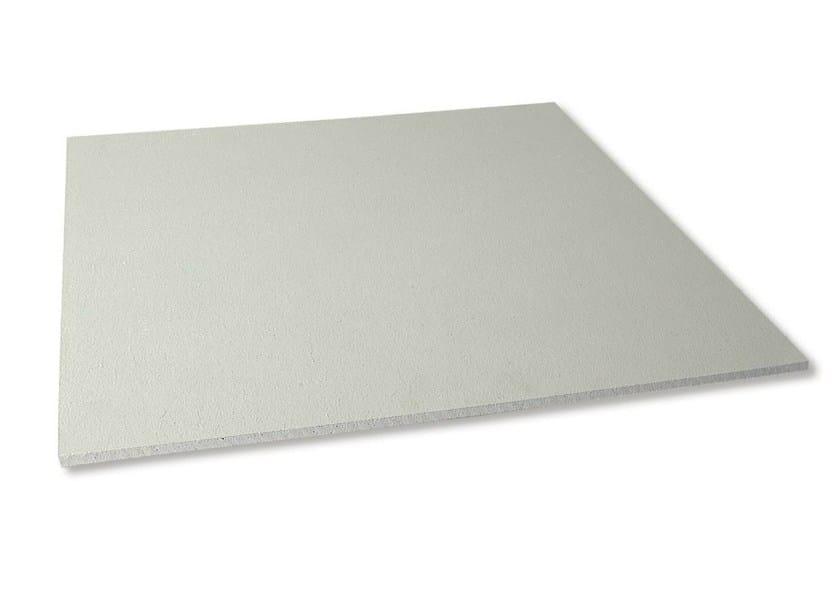 Gypsum ceiling tiles GyQuadro® A1 - Saint-Gobain Gyproc