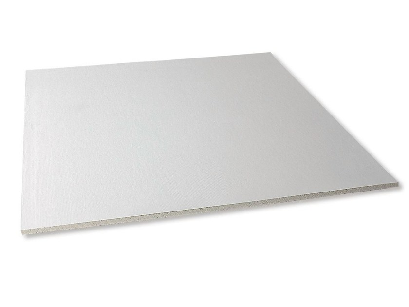 Moisture resistant ceiling tiles for healthcare facilities GyQuadro® PVC/Aseptic - Saint-Gobain Gyproc
