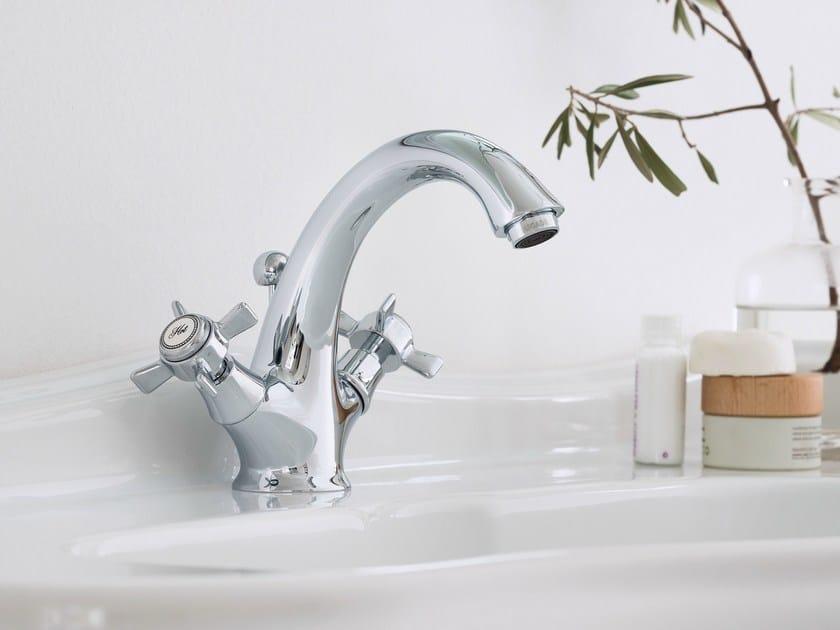 Chrome-plated 1 hole washbasin tap RITZ   Washbasin tap - Carlo Nobili Rubinetterie