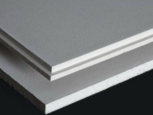 Gypsum ceiling tiles PregyBoard Italia - Siniat