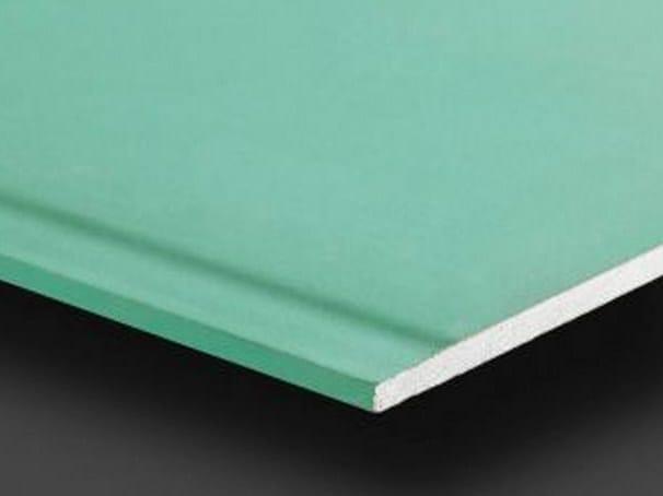 Fireproof moisture resistant gypsum ceiling tiles PregydroFlam BA13 - Siniat