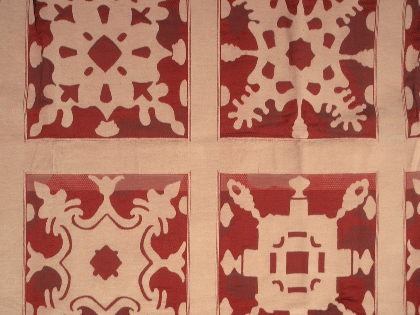 Jacquard cotton fabric RIO GRANDE STRIPE - KOHRO