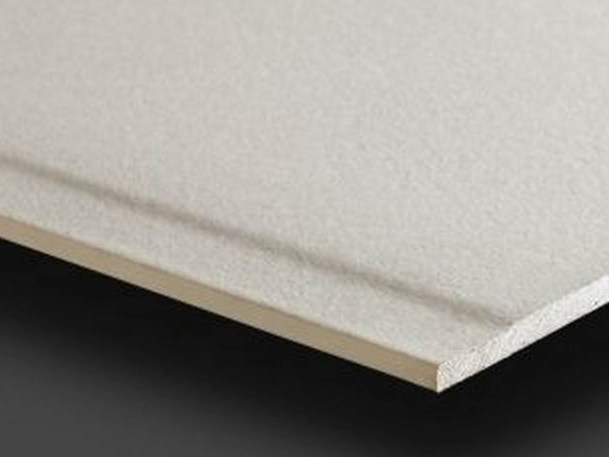Fireproof plasterboard ceiling tiles PregyFlam A1 BA13 - Siniat