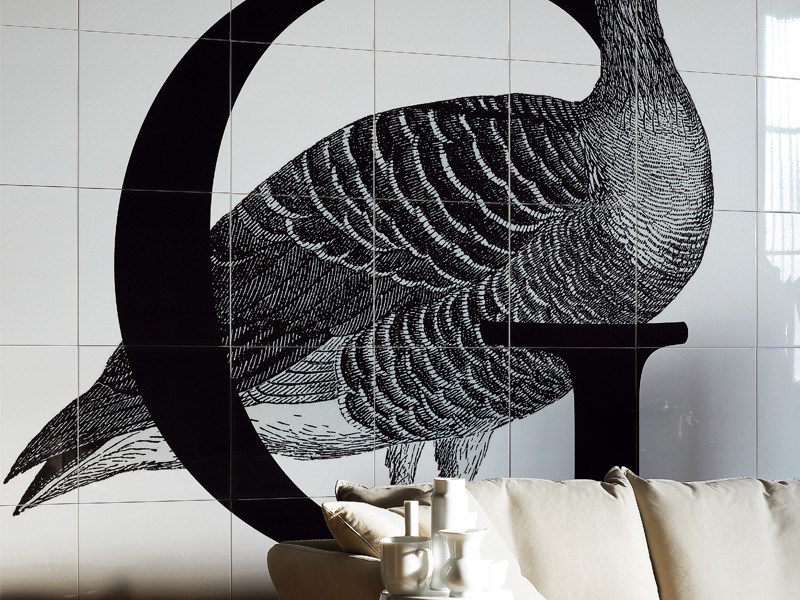 Double-fired ceramic wall tiles MY DECOR by CERAMICA SANTAGOSTINO