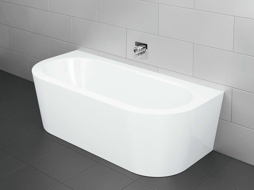 Vasca da bagno in acciaio smaltato bettestarlet i silhouette bette - Vasche da bagno in acciaio smaltato ...