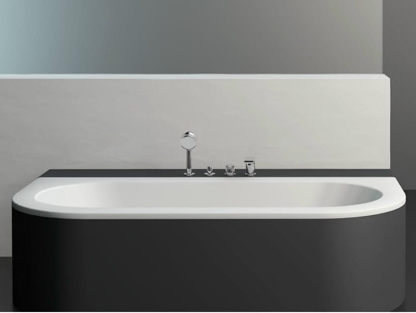 Vasca da bagno ovale in acciaio smaltato bettestarlet i bette - Vasche da bagno in acciaio smaltato ...