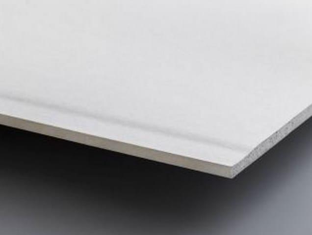 Gypsum fiber ceiling tiles PregyDur I - Siniat