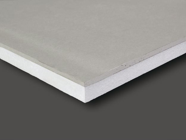 EPS thermal insulation panel PregyFoam - Siniat